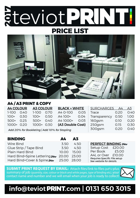 Teviot Print Shop