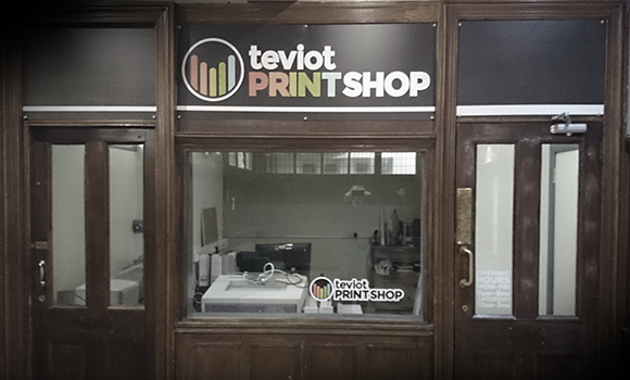 Teviot inside shop